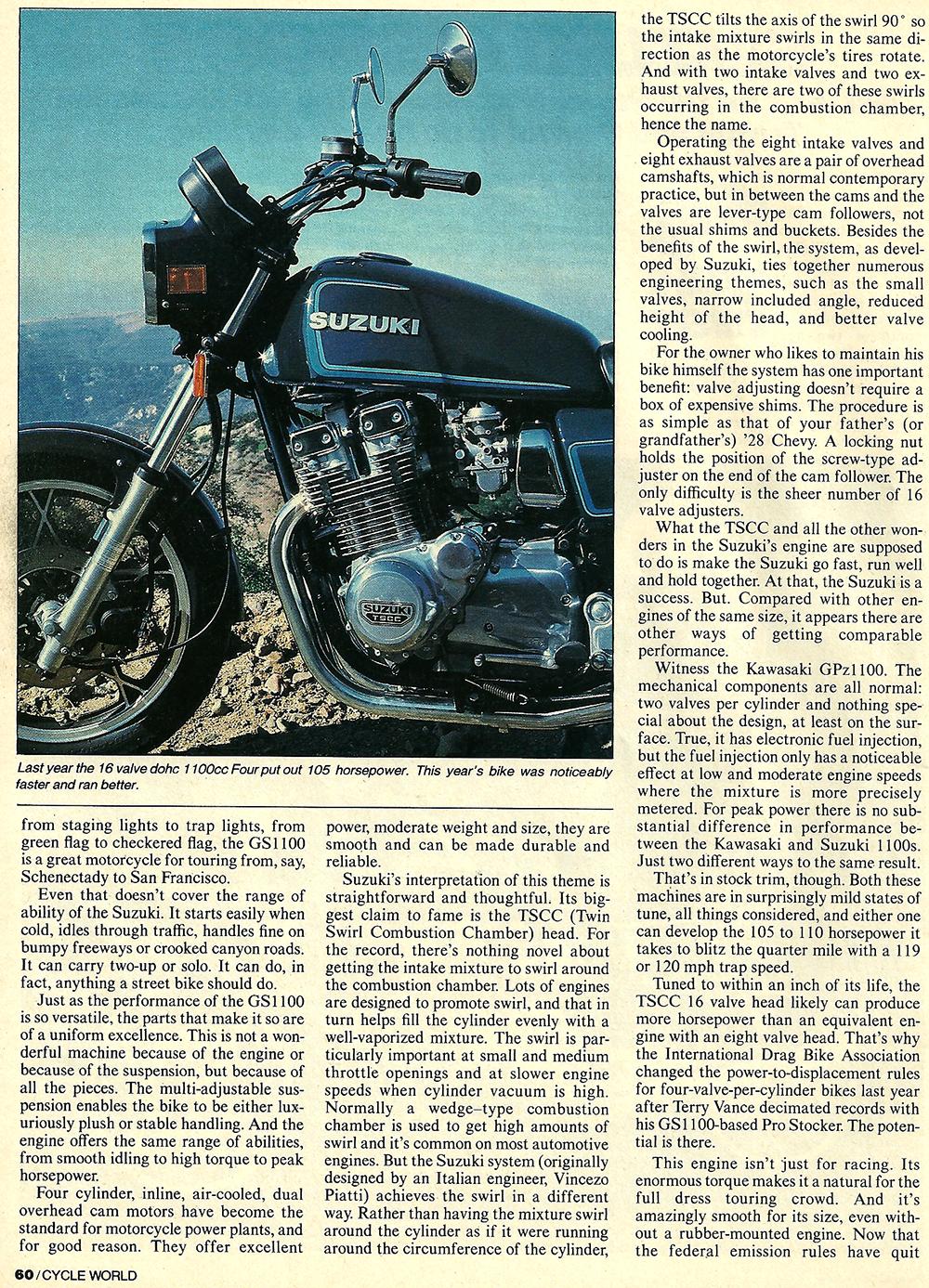1981 Suzuki GS1100E road test 2.jpg