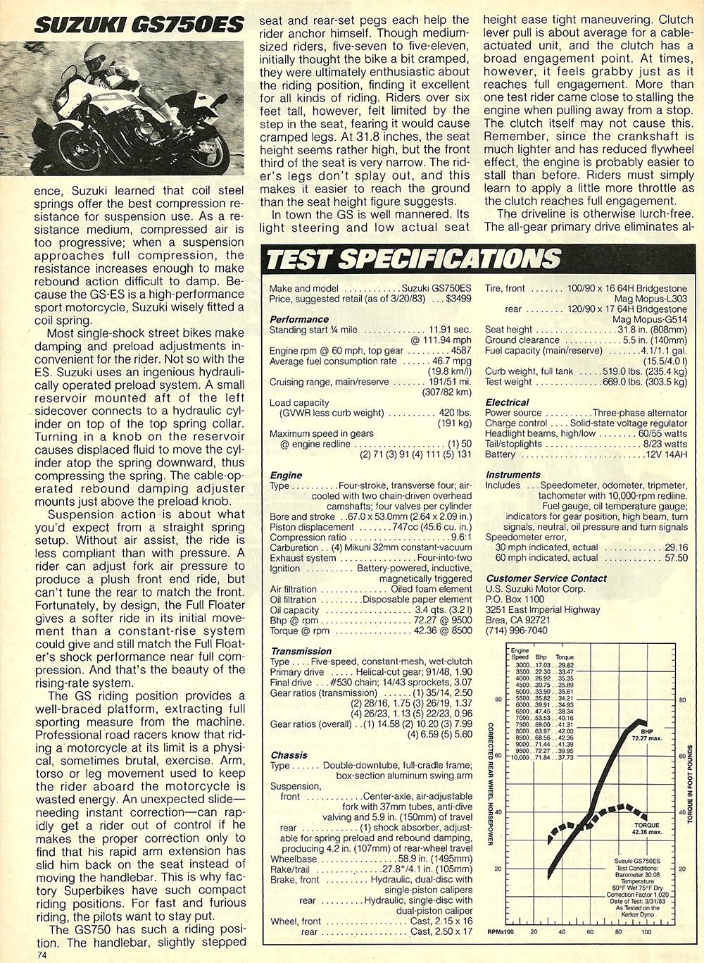 1983 Suzuki GS750ES road test 7.jpg