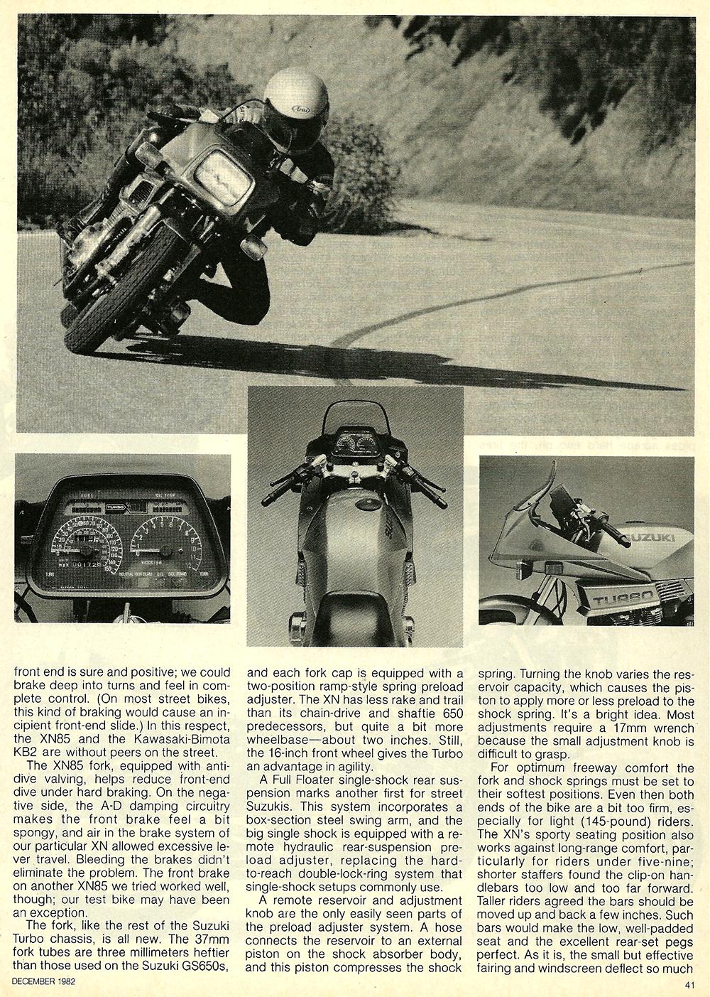 1983 Suzuki XN85 Turbo road test 4.jpg