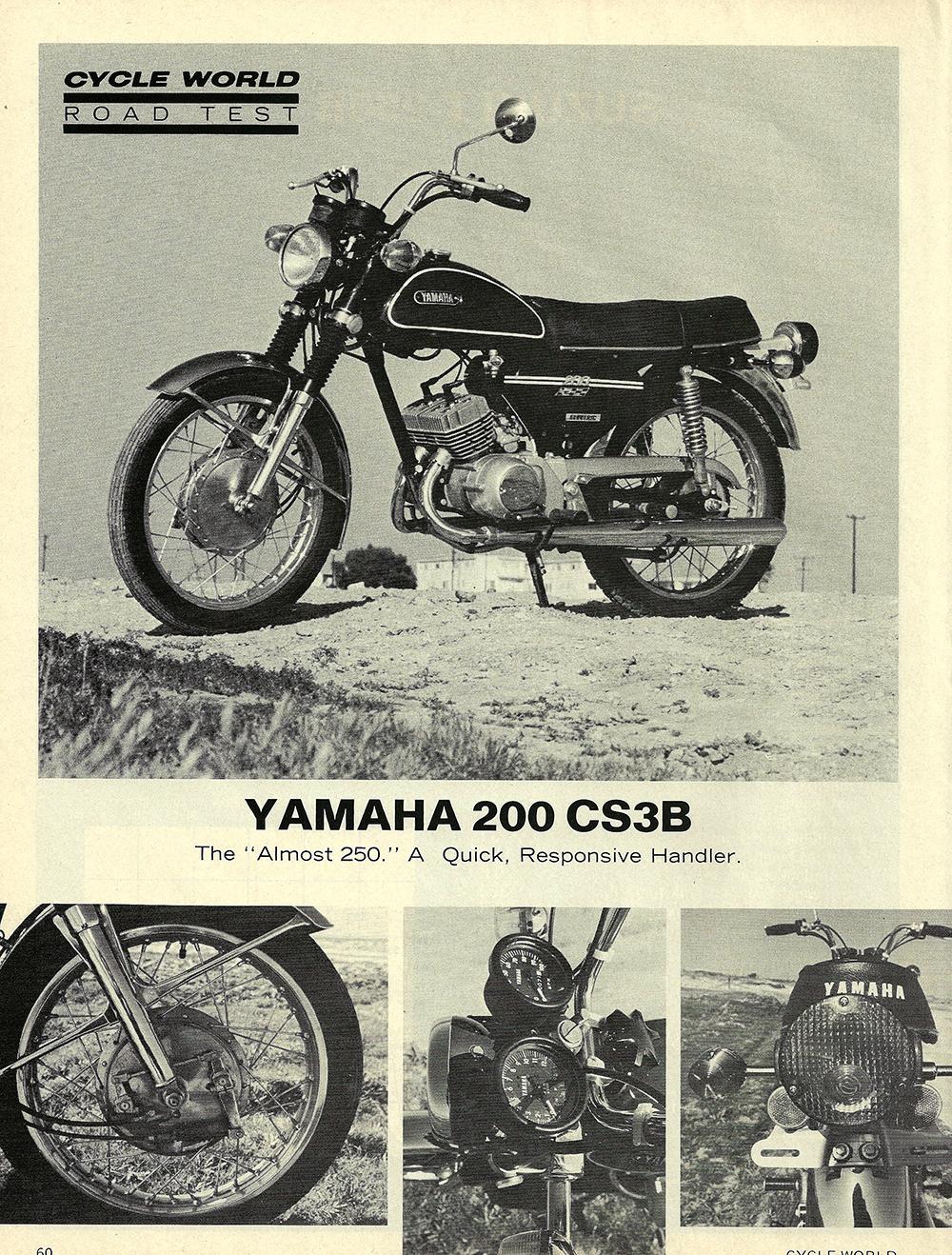 1971 Yamaha 200 CS3B road test 01.jpg