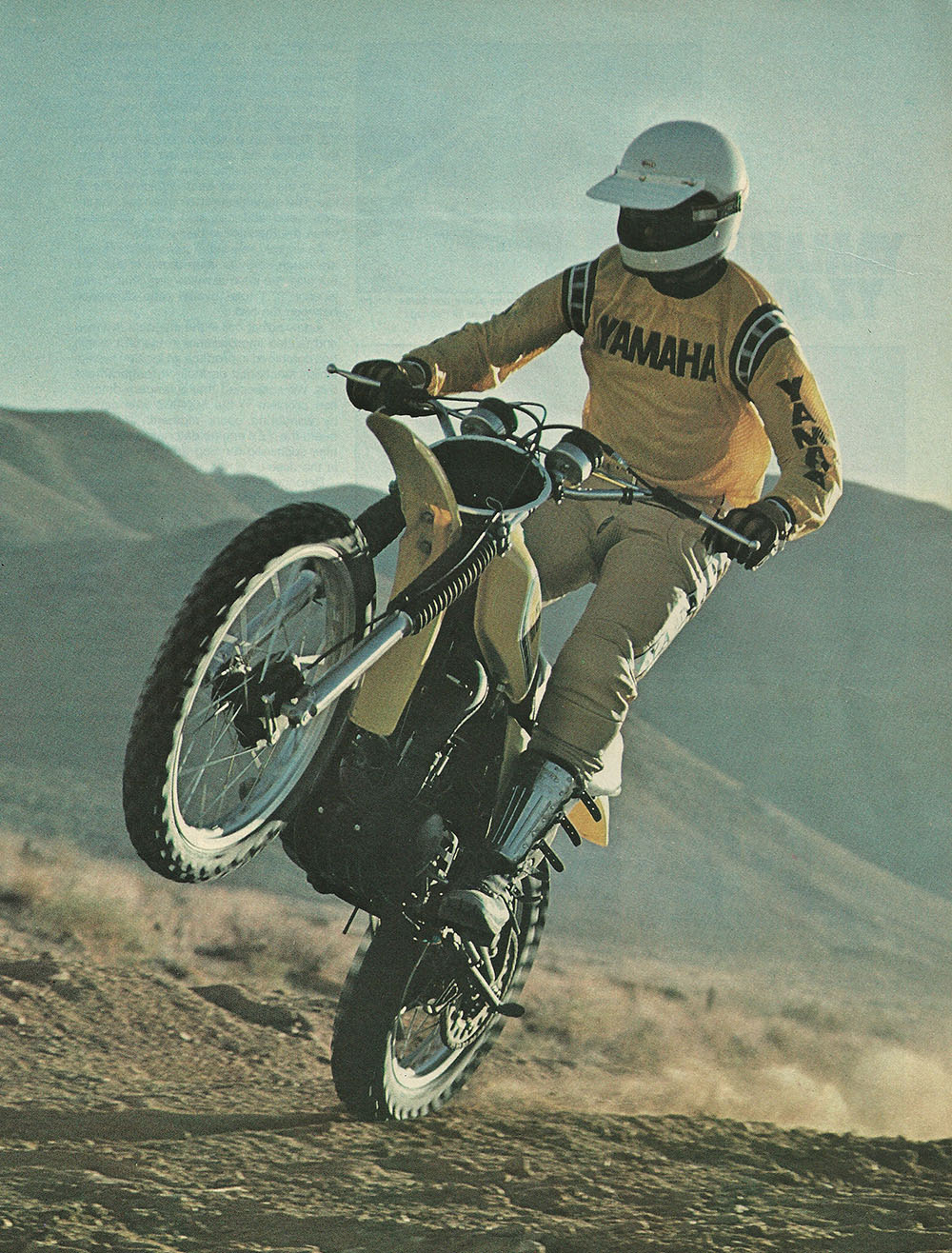 1976 Yamaha YZ400C off road test 2.JPG