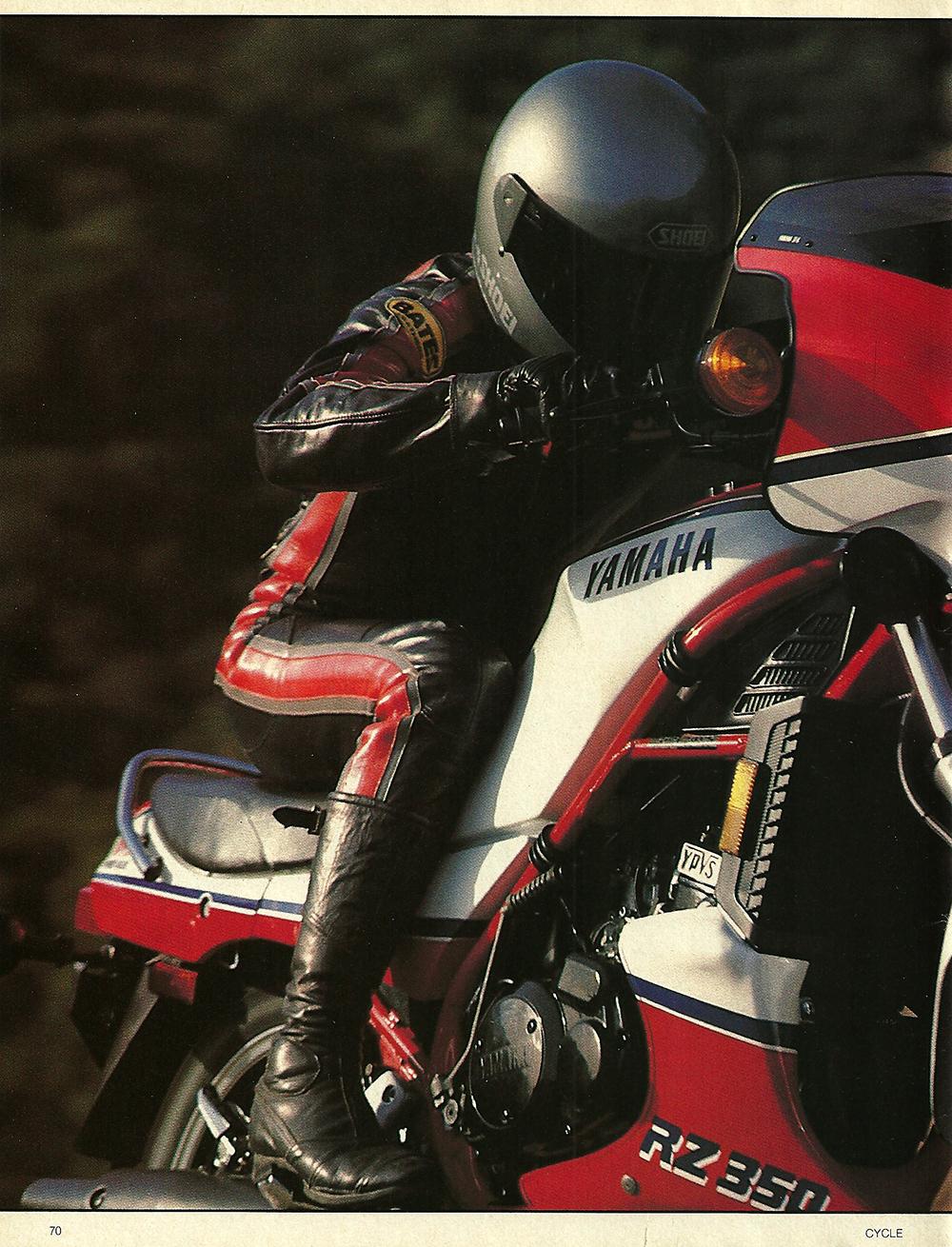 1984 Yamaha RZ350L road test 01.jpg