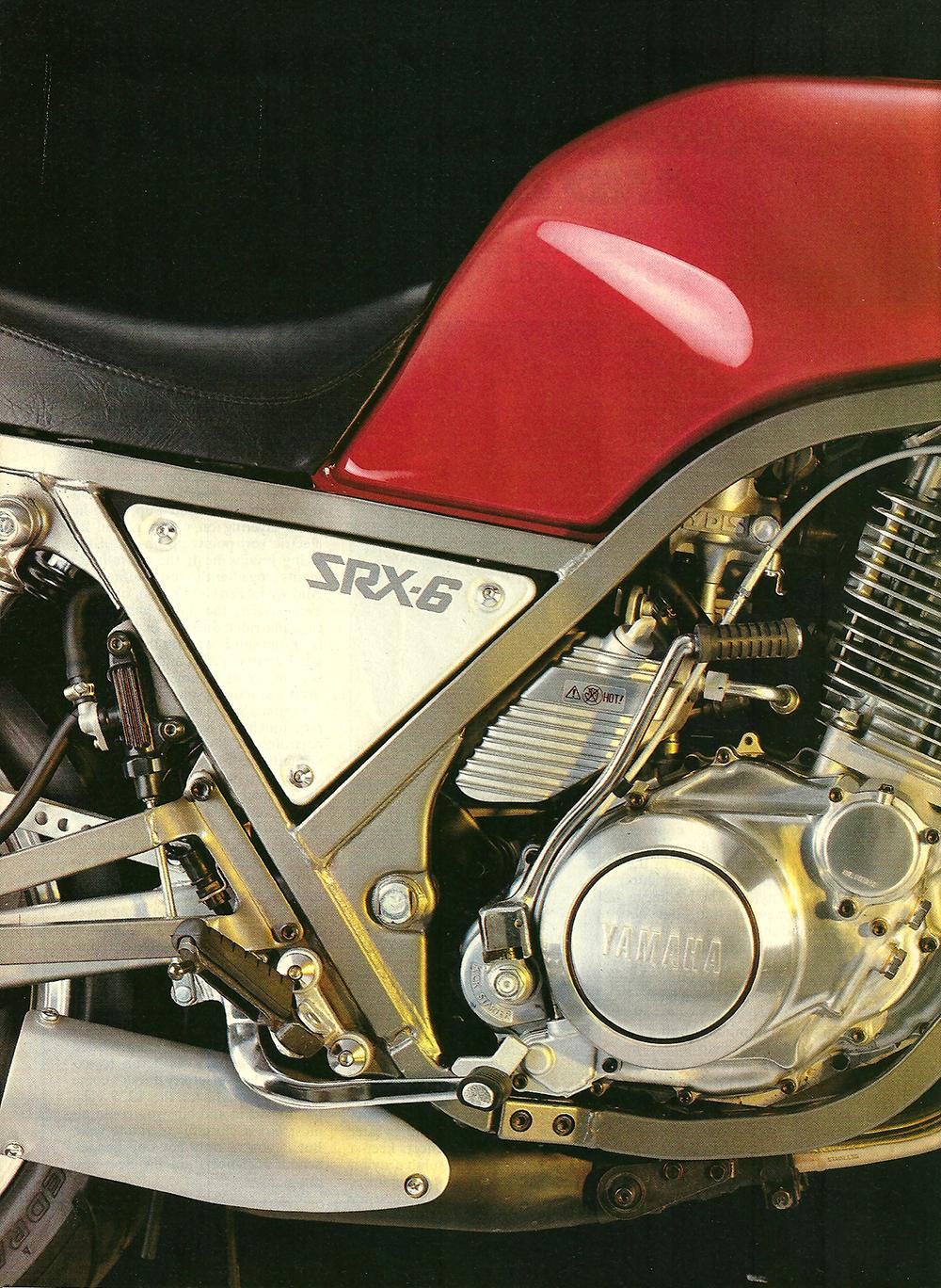 1986 Yamaha SRX600 road test 01.jpg
