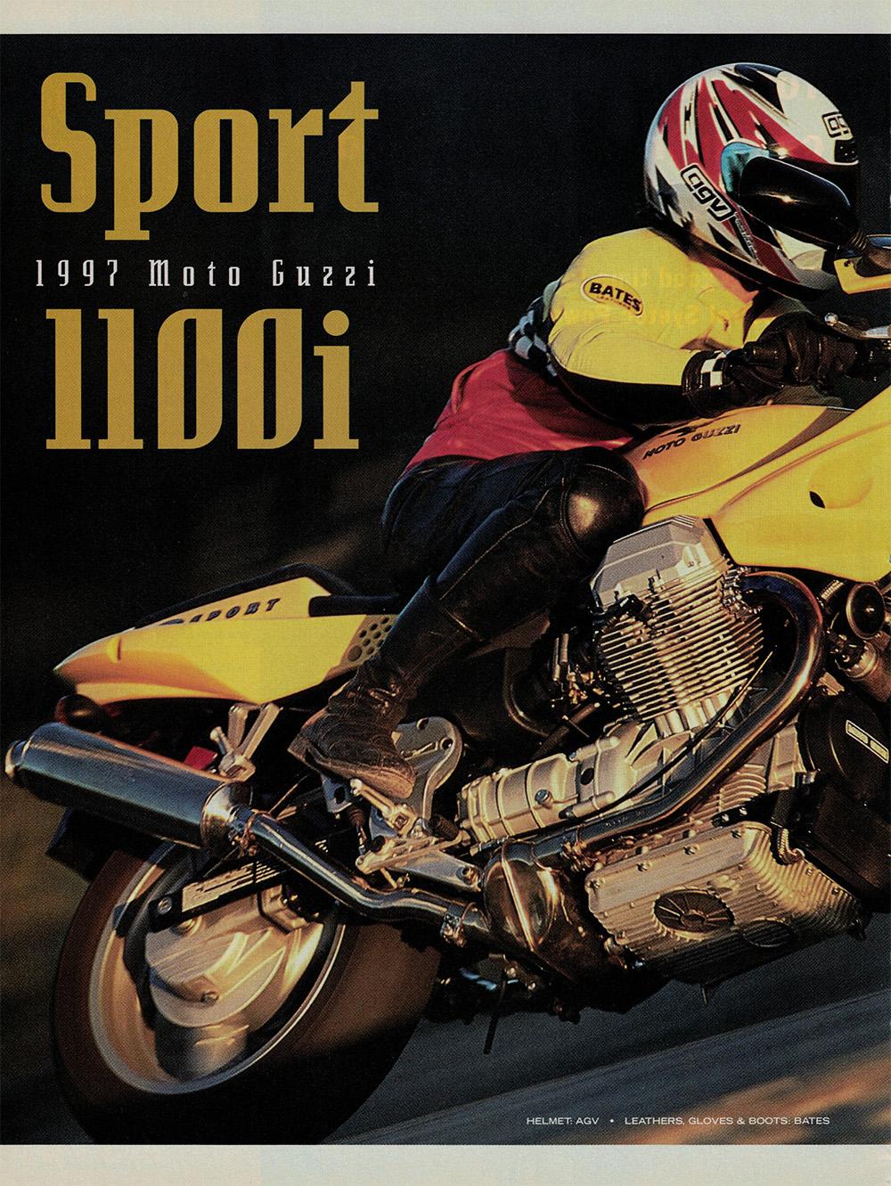 1997 Moto Guzzi Sport 1100i road test 1.jpg