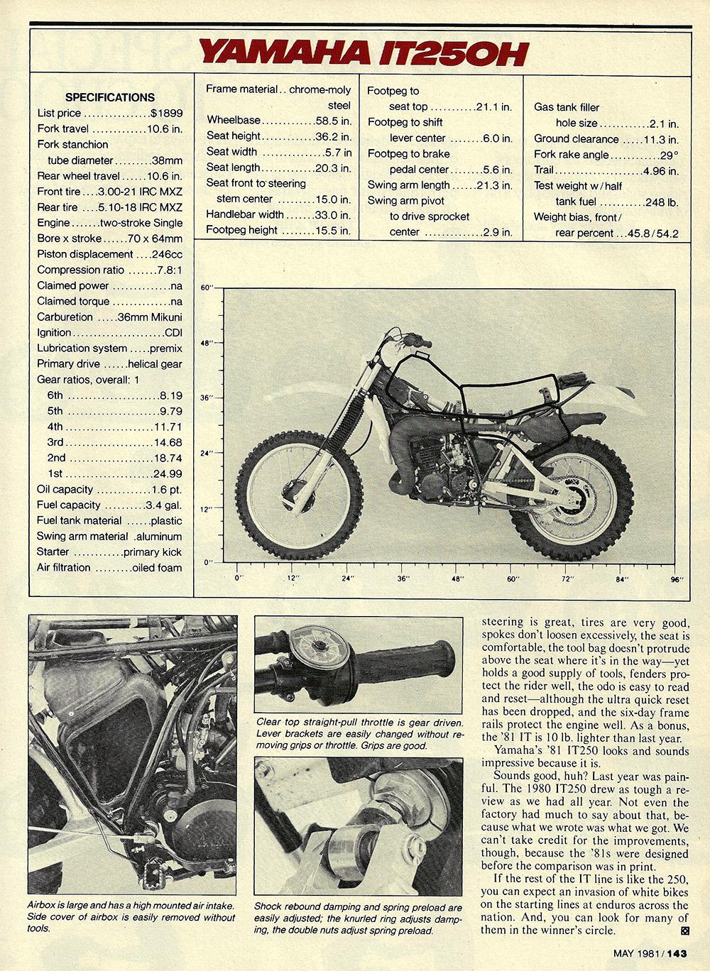 1981 Yamaha IT250H road test 06.jpg