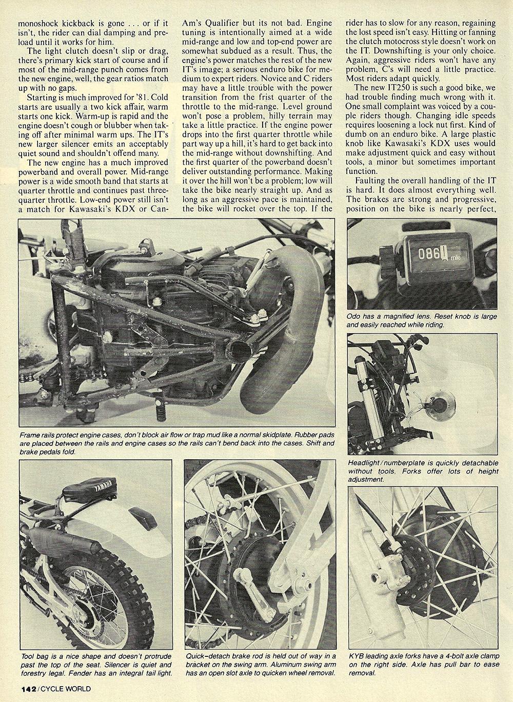1981 Yamaha IT250H road test 05.jpg