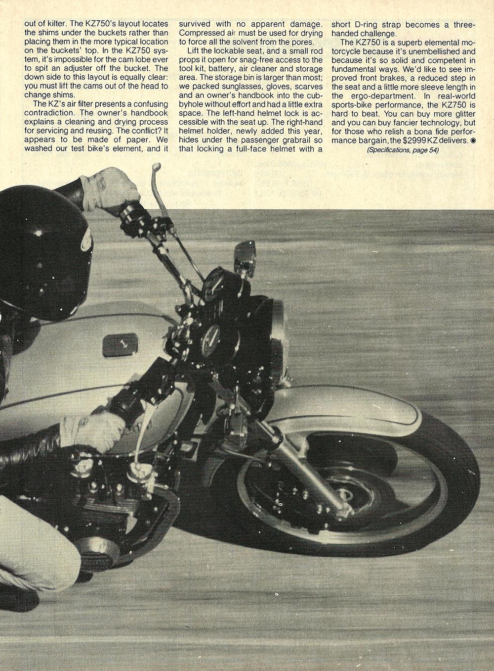 1982 Kawasaki kz750 road test 06.JPG