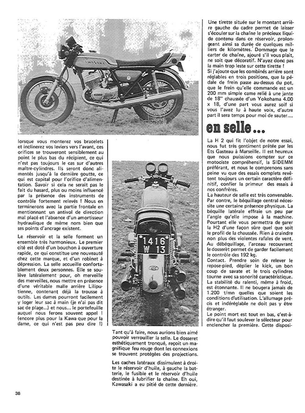 1972 Kawasaki H2 750 road test france 03.jpg
