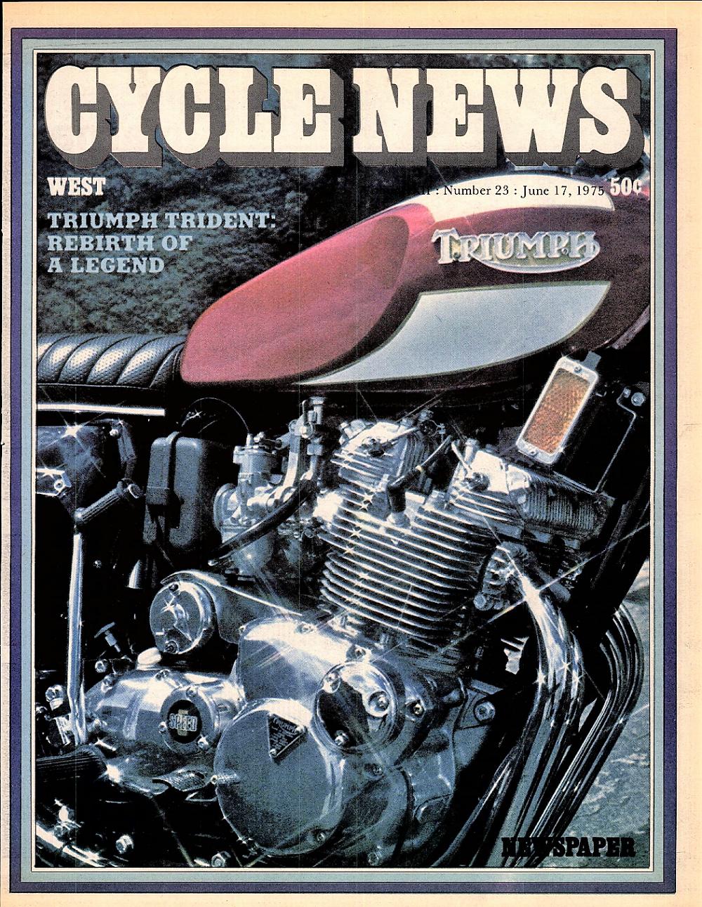 1975 Triumph T160 road test. 1.jpg