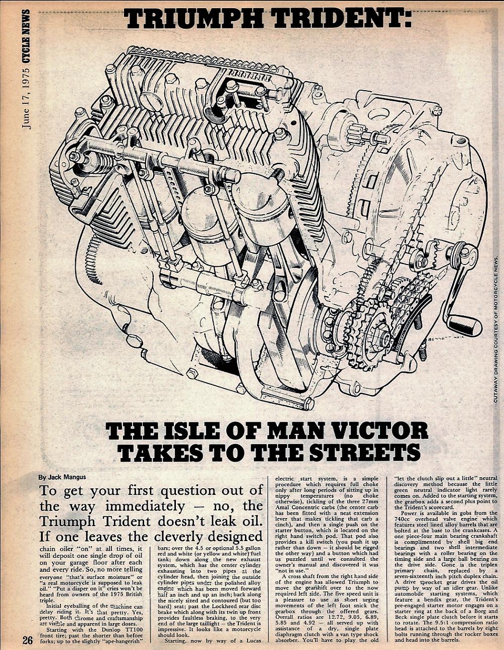 1975 Triumph T160 road test. 2.jpg