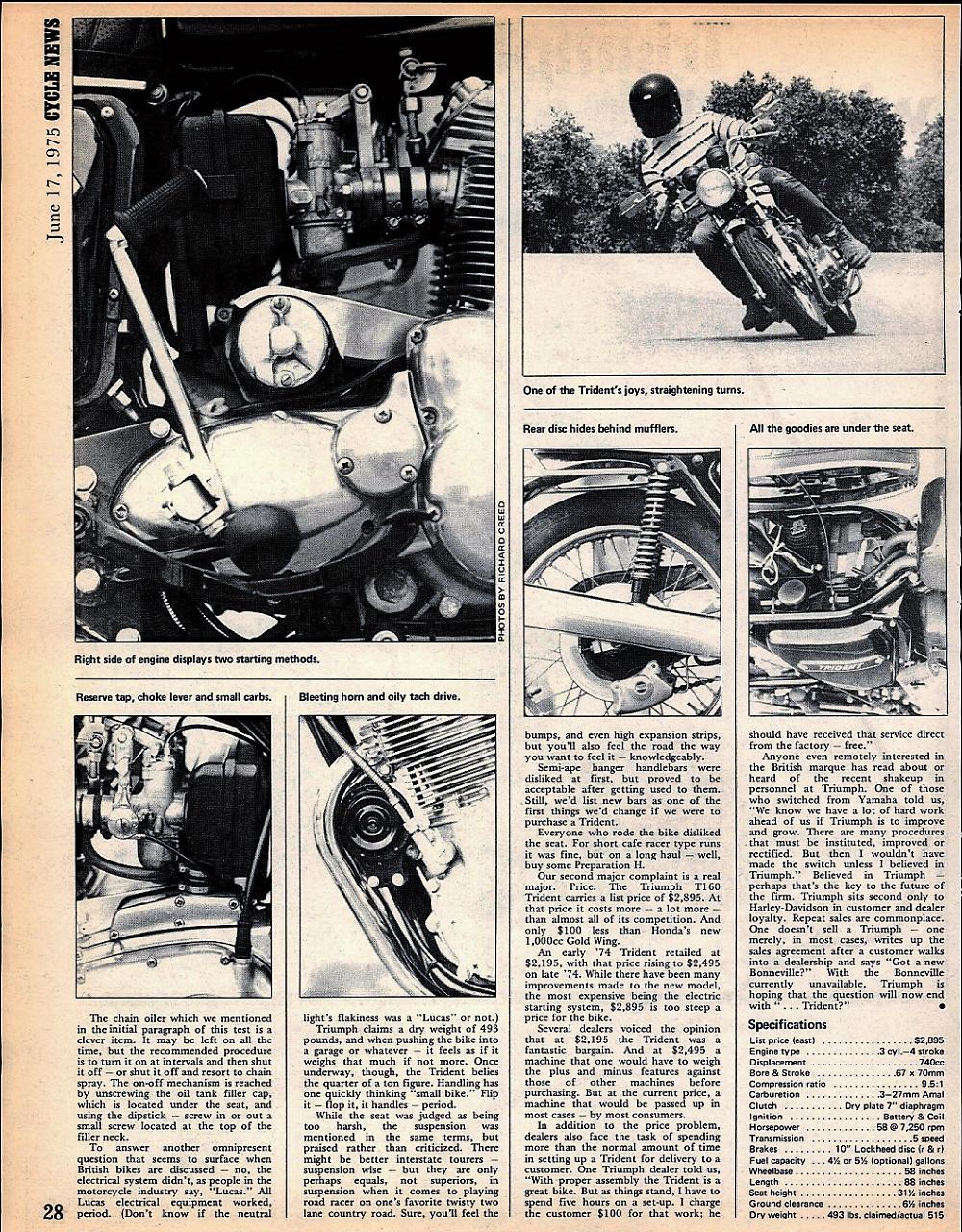 1975 Triumph T160 road test. 4.jpg