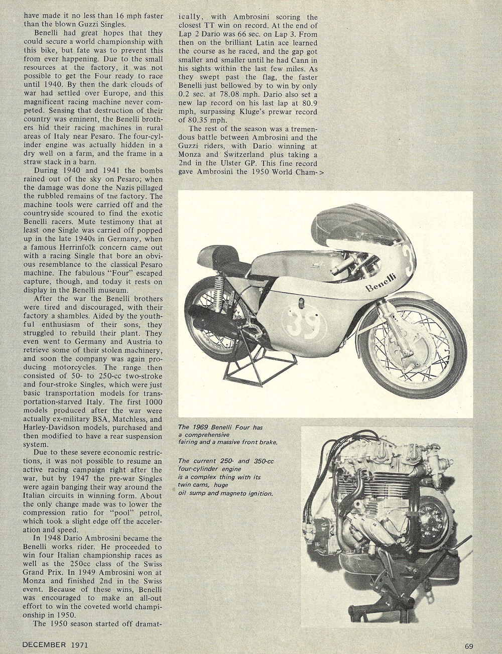 1971 History of Benelli 05.jpg