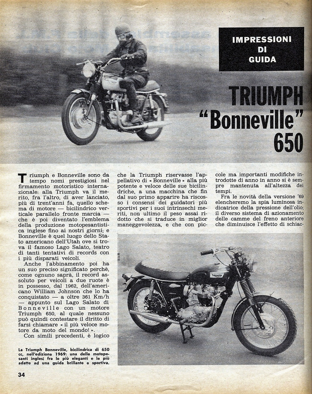 1969 Triumph Bonneville road test. 1.jpg