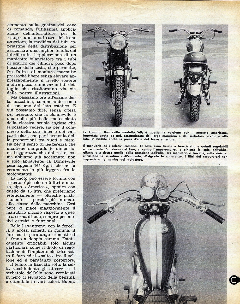 1969 Triumph Bonneville road test. 2.jpg