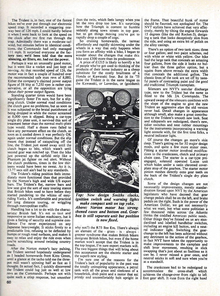 1975 Triumph Trident & Norton Commando road test.6.jpg