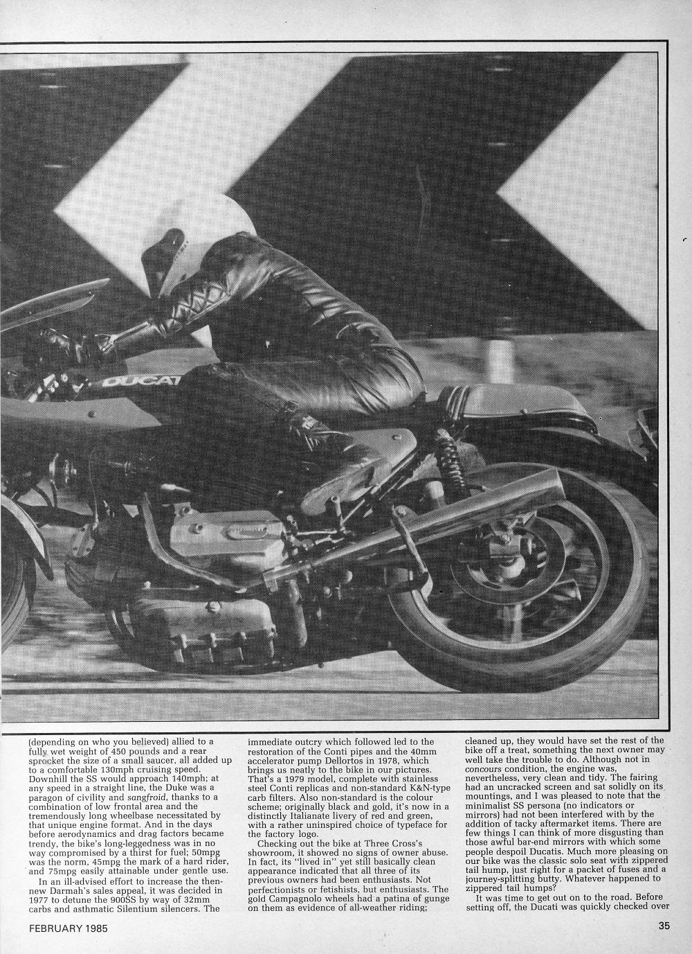 1979 Ducati 900SS & 1981 Moto Guzzi Le Mans 111 road test.2.jpg