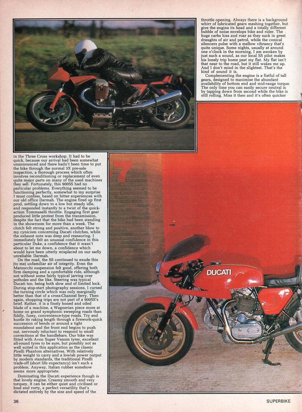 1979 Ducati 900SS & 1981 Moto Guzzi Le Mans 111 road test.3.jpg