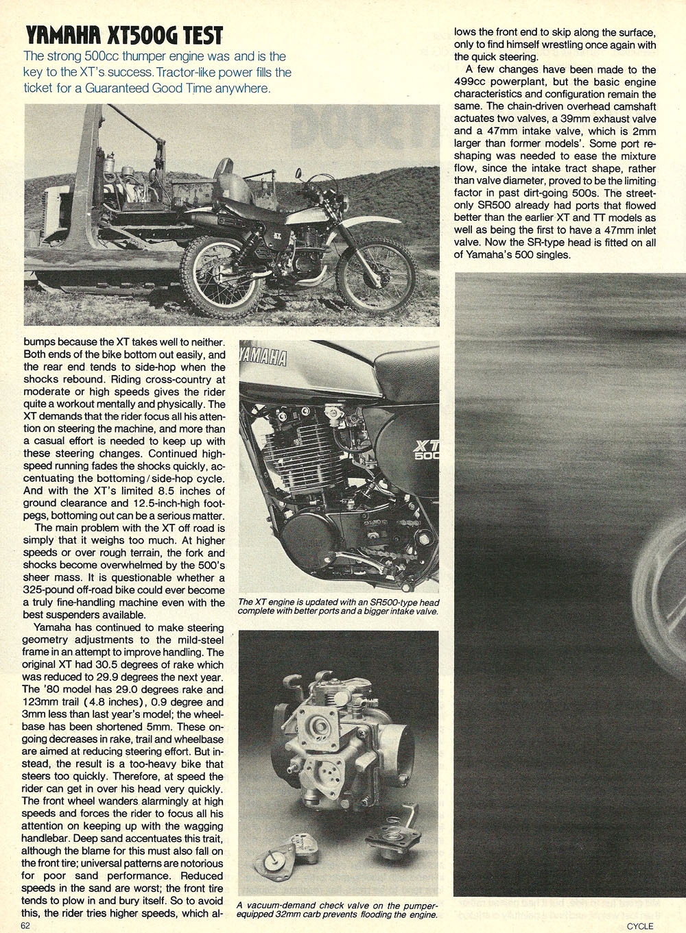 1980 Yamaha XT500G road test 02.jpg