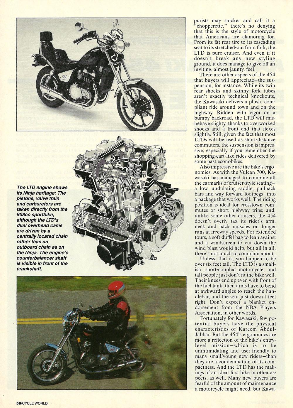 1985 Kawasaki 454 ltd road test 02.jpg