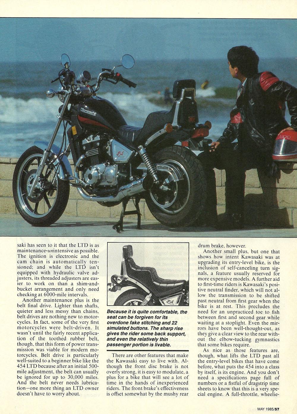 1985 Kawasaki 454 ltd road test 03.jpg