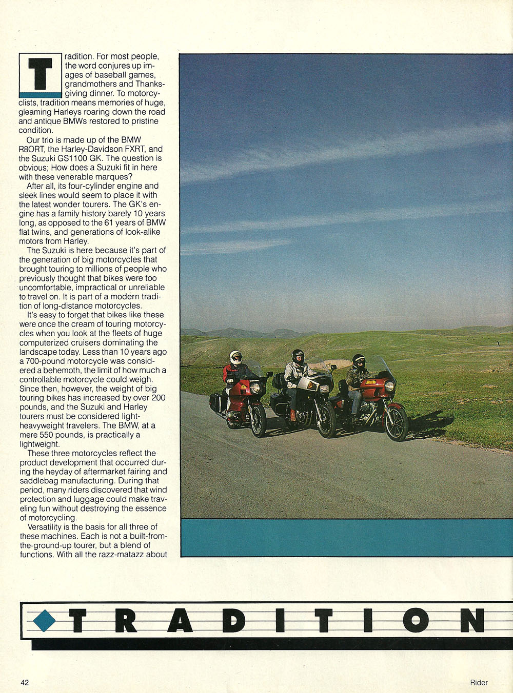 1984 bmw r80rt vs harley fxrt vs suzuki gs1100 road test 01.jpg