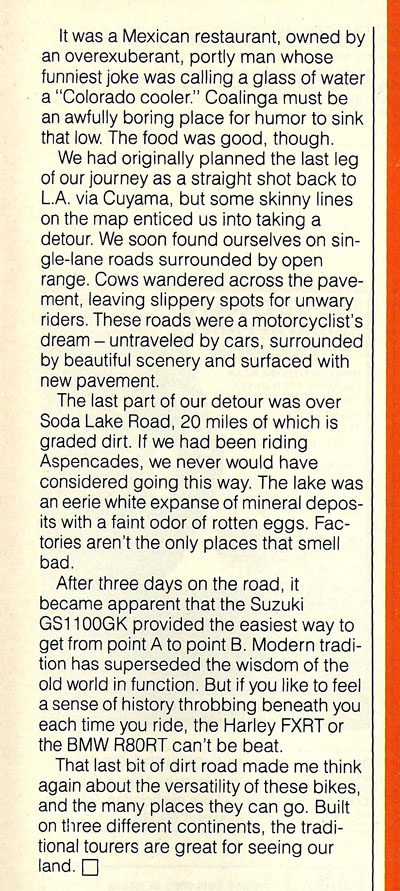 1984 bmw r80rt vs harley fxrt vs suzuki gs1100 road test 09.jpg