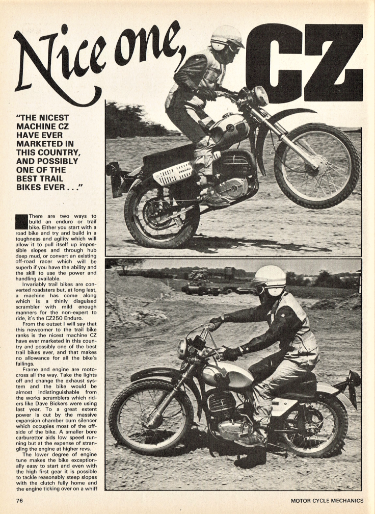 1975 CZ 250 Enduro road test.1.jpg