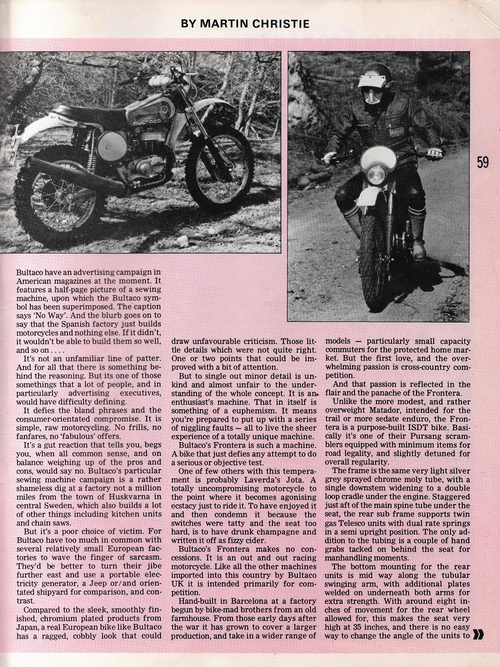 1977 Bultaco 370 Frontera road test.2.jpg