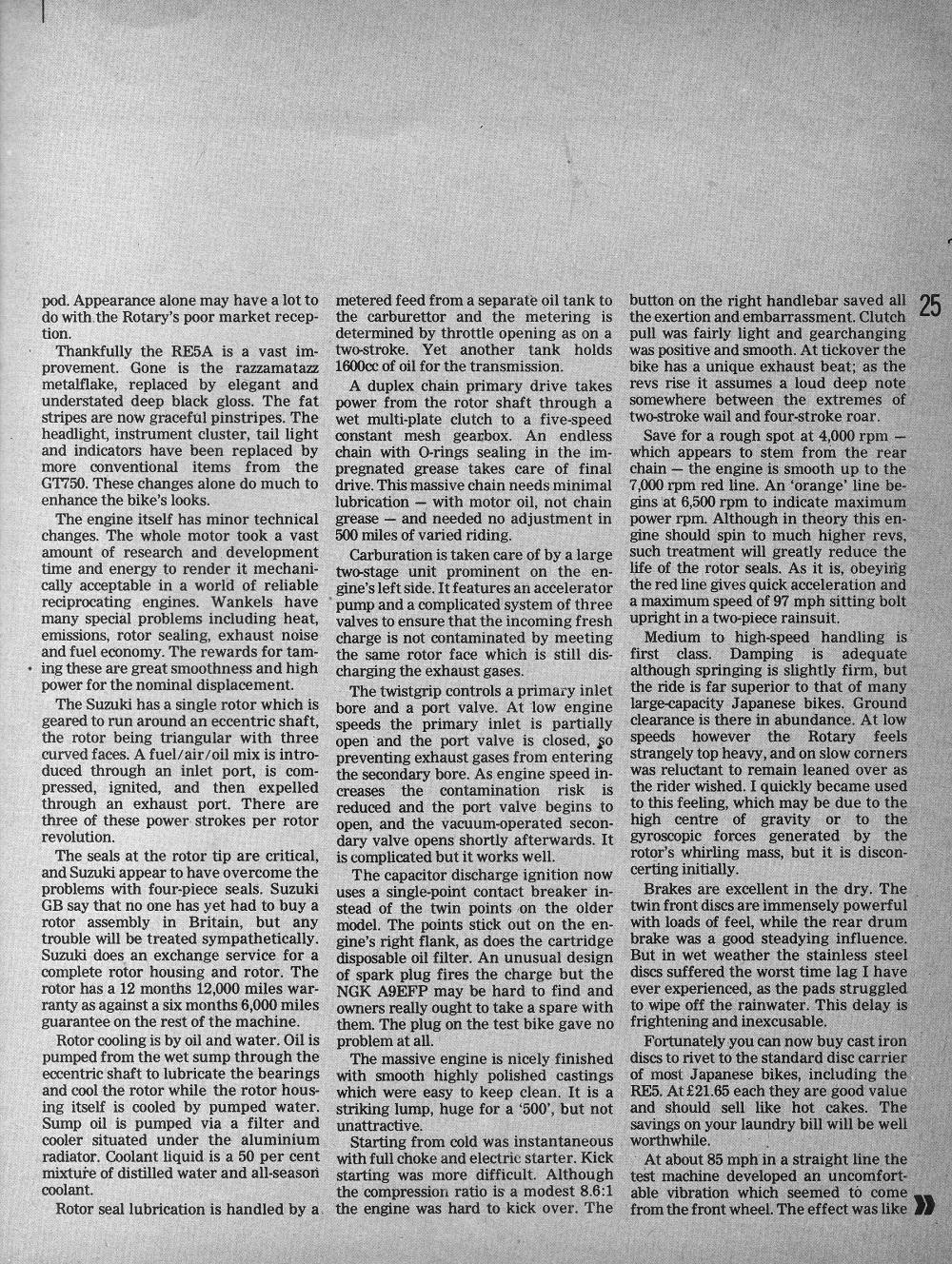 1977 Suzuki RE5 road test.4.jpg