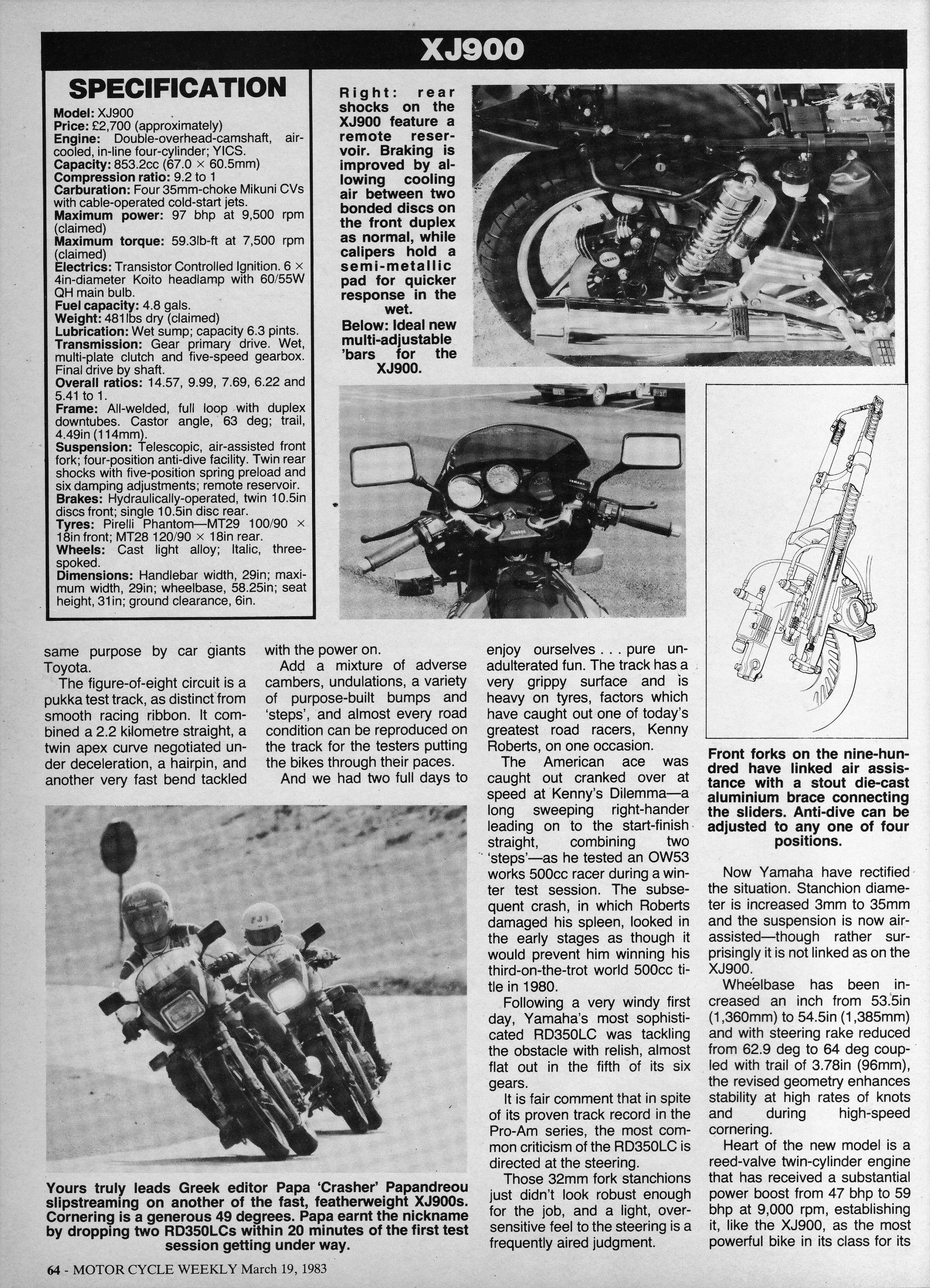 1983 Yamaha RD350LC & XJ900 road test.2.jpg