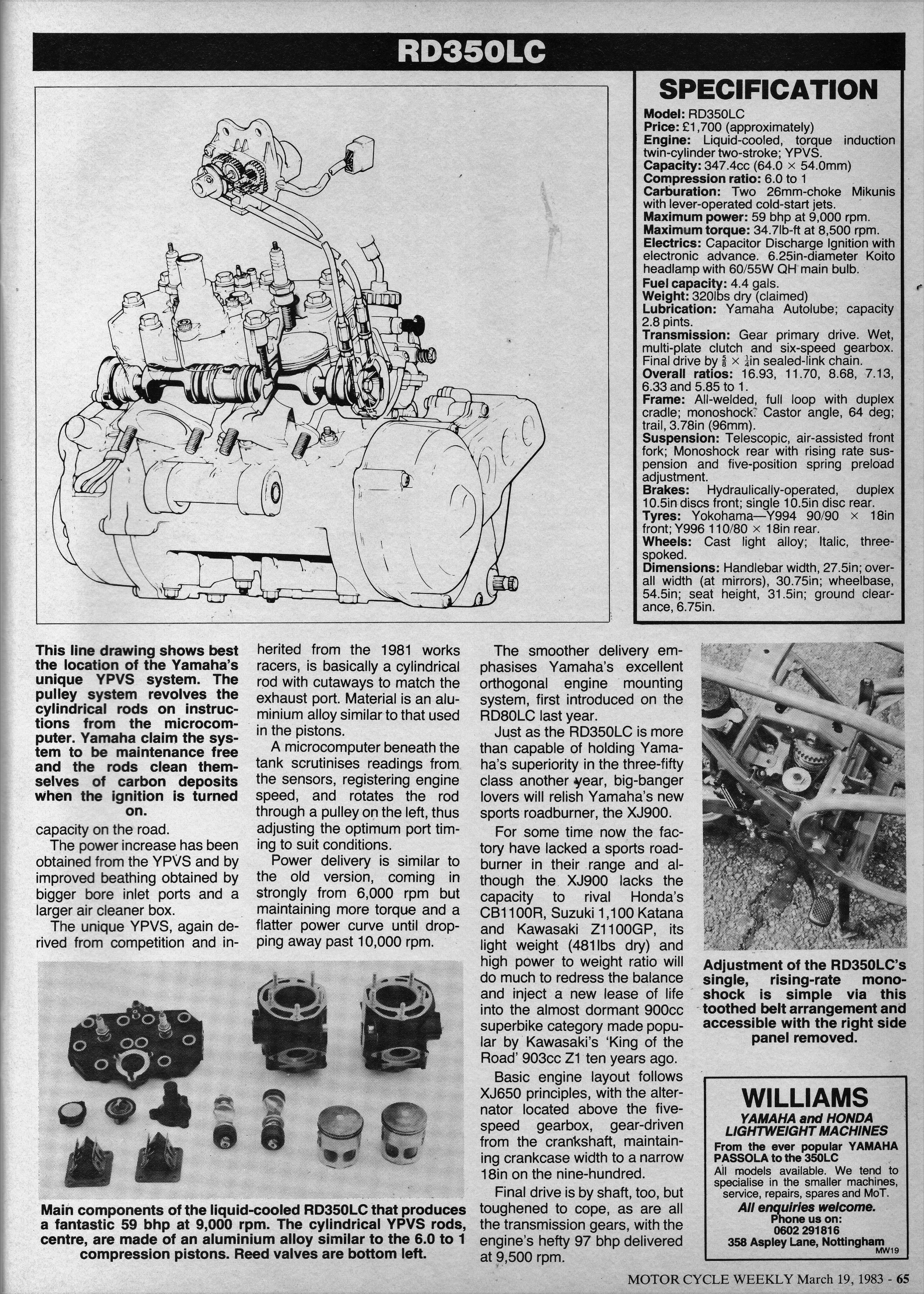 1983 Yamaha RD350LC & XJ900 road test.3.jpg