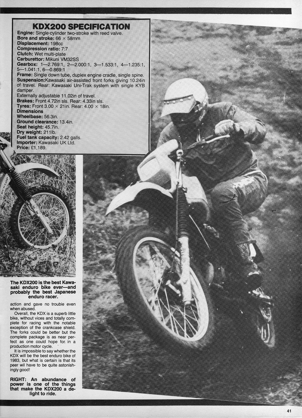1983 Kawaski KDX200 road test.2.jpg