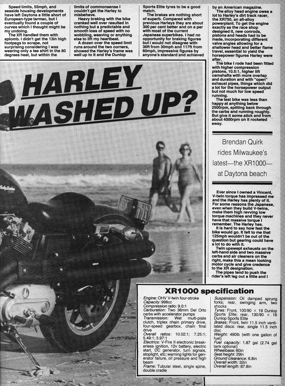 1983 Harley Davidson XR1000 road test.2.jpg