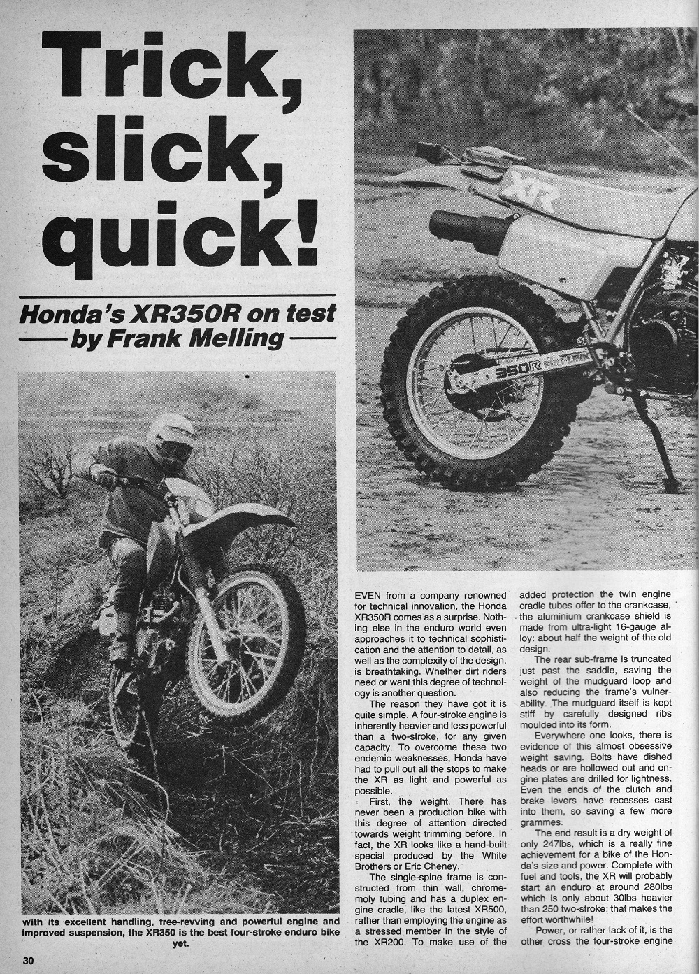 1983 Honda XR350R road test. 1.jpg
