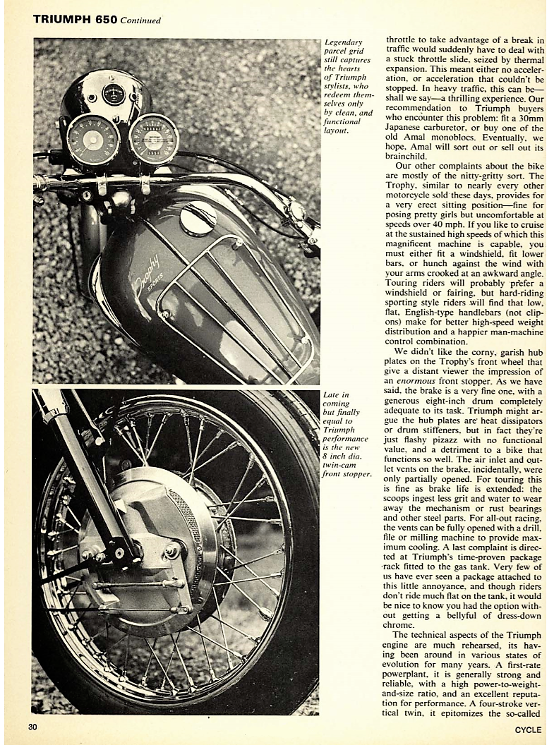 1968 650 Triumph Trophy Sport road test.4.jpg