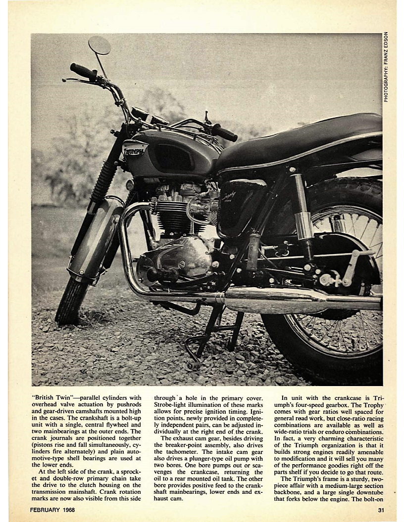 1968 650 Triumph Trophy Sport road test.5.jpg