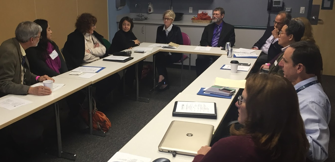 CAB members discuss recommendations for participant retention