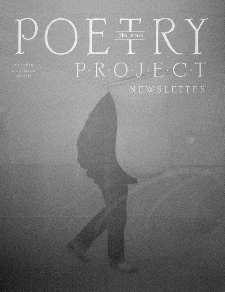 Poetry Project Newsletter