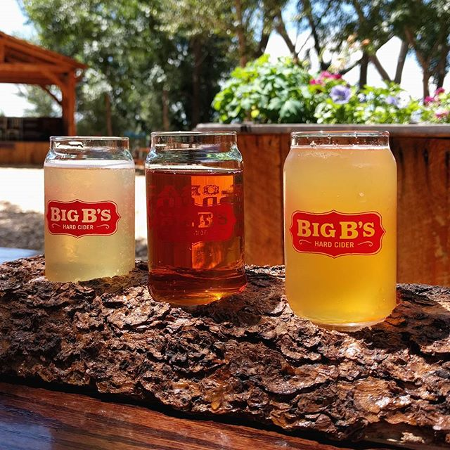 Located in the beautiful North Fork Valley, Delicious Orchards is home to Big B's cider and U-pick peaches for days. Head here for a chill afternoon of cider tasting and orchard strolling, then take your pick of wineries and farms to visit. 🍎☀️ @drinkbigbs