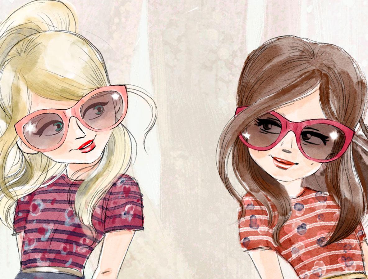 LIU·JO  Eyewear Campaign
