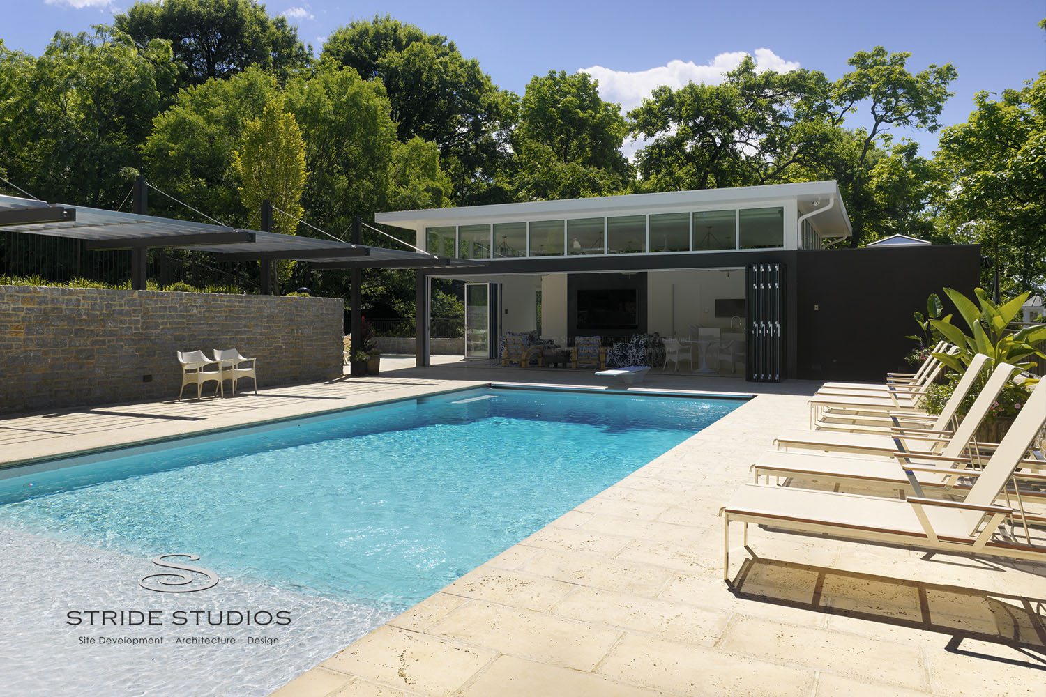 Stride Studios Pool Houses Play Houses Stride Studios