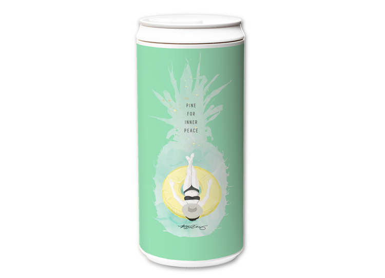 Biodegradable cans ($25)