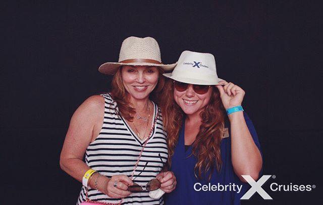 Thanks for the wine & sunshine  @celebritycruises and #californiawinefestival 🥂🍾