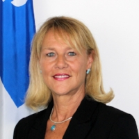 ELIZABETH MACKAY    Delegate for the Québec Government Office in Los Angeles and the Québec Trade Office in Silicon Valley,  Government of Québec