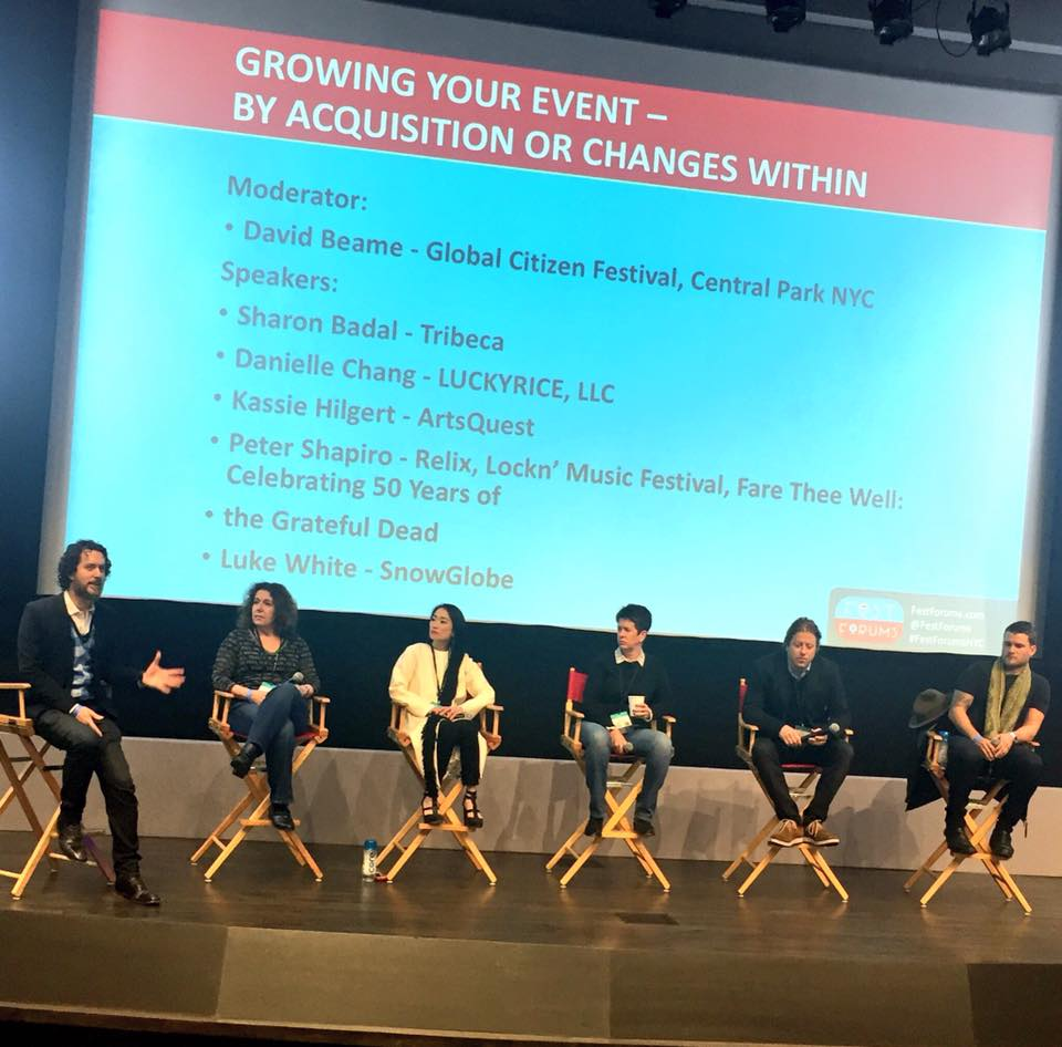 Growing Your Event Panel