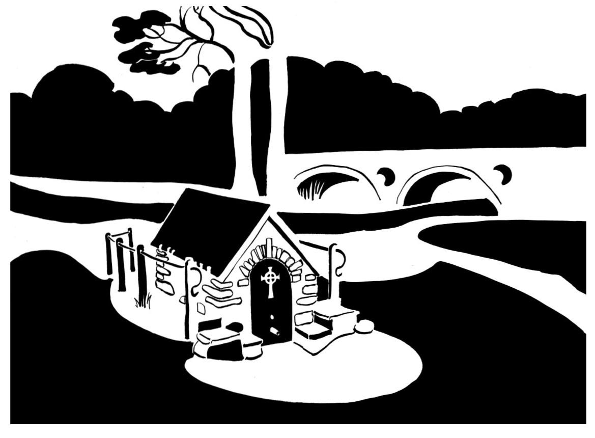 St Llawddog's Well, Cenarth