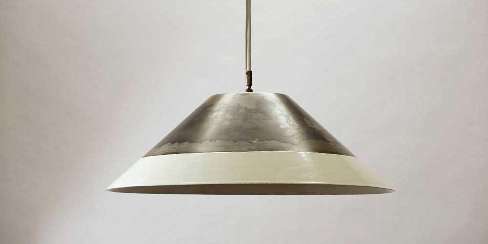 PENDANT LAMPS - PORCELAIN ENAMEL ON STEEL