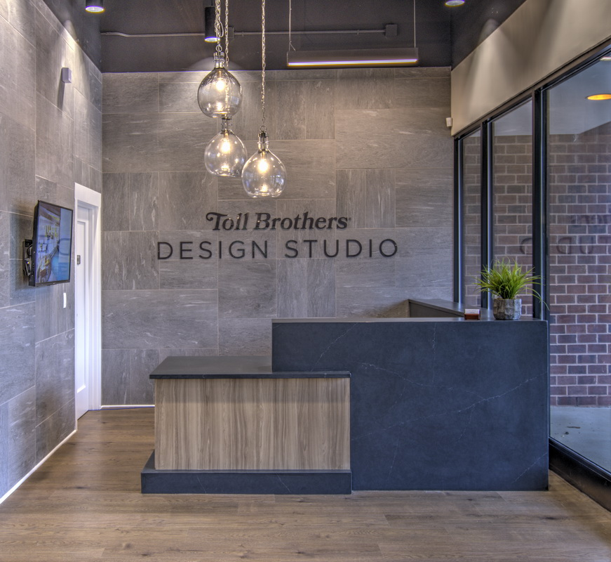 Toll Brothers Raleigh Design Studio