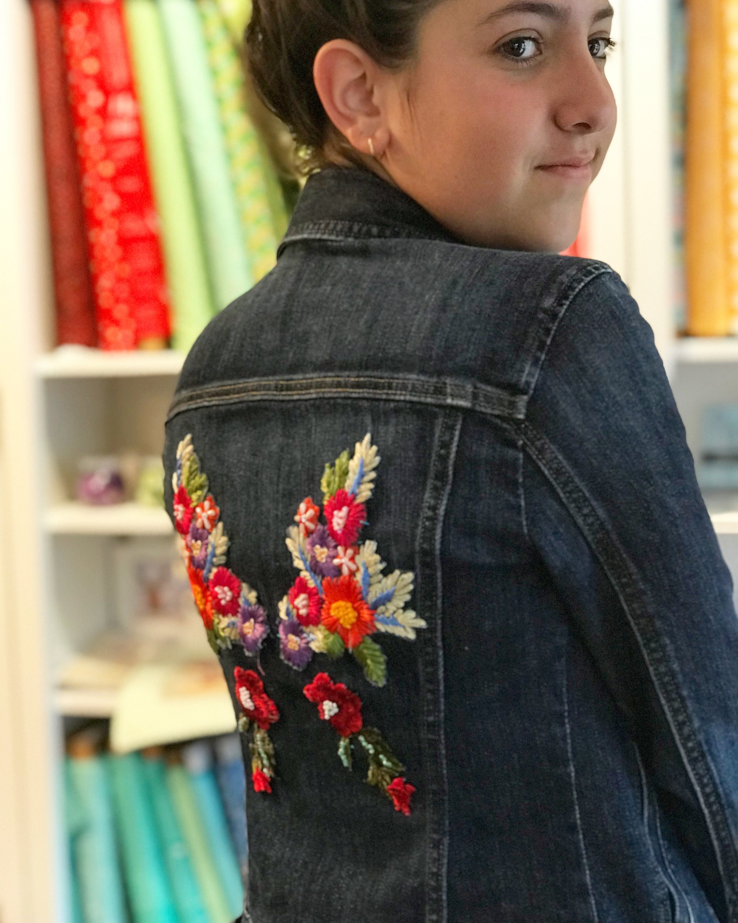 - Learn This Amazing technique with the artist Vera Suzuki in a two day Workshop.Bring a shirt, jacket, purse, a special piece to customise and see something ordinary become something unique!
