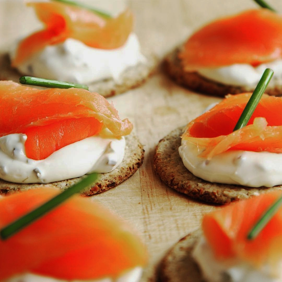 4. Your event guests have dietary restrictions -